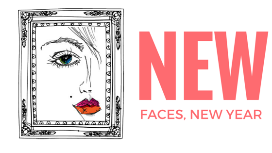 NEW FACES, NEW YEAR