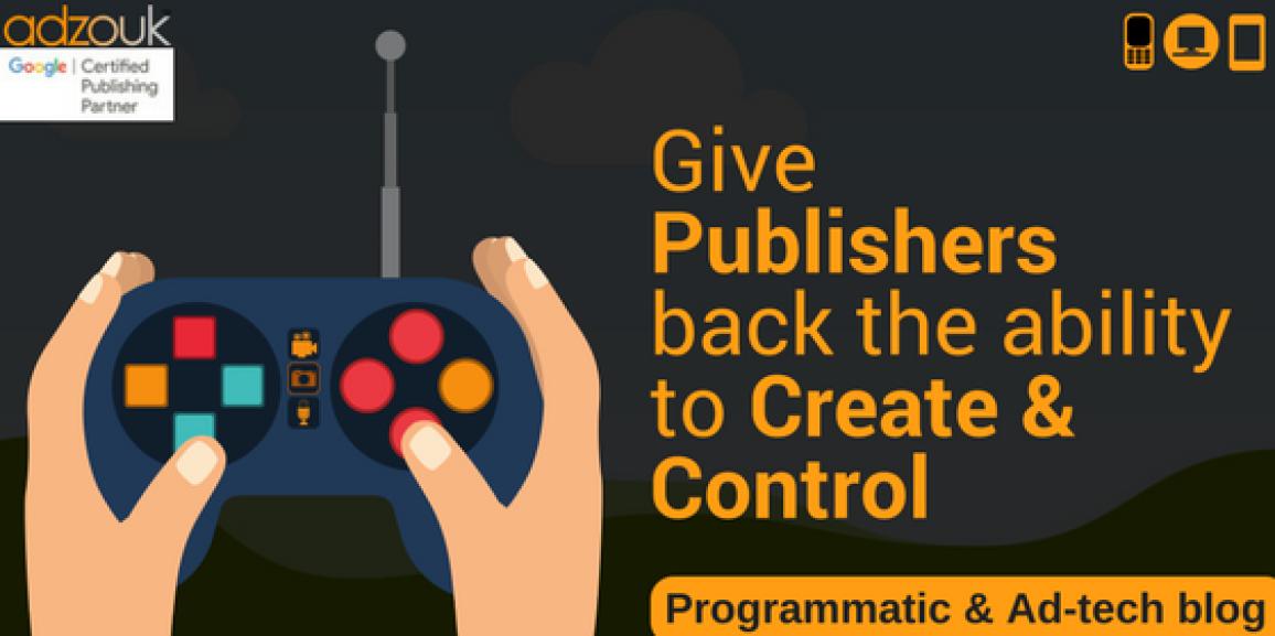 Australian Publishers – take back control!