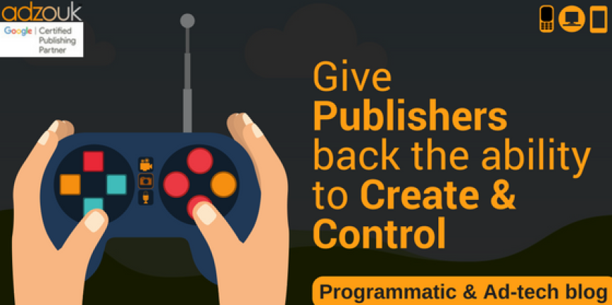 Australian Publishers – take back control!
