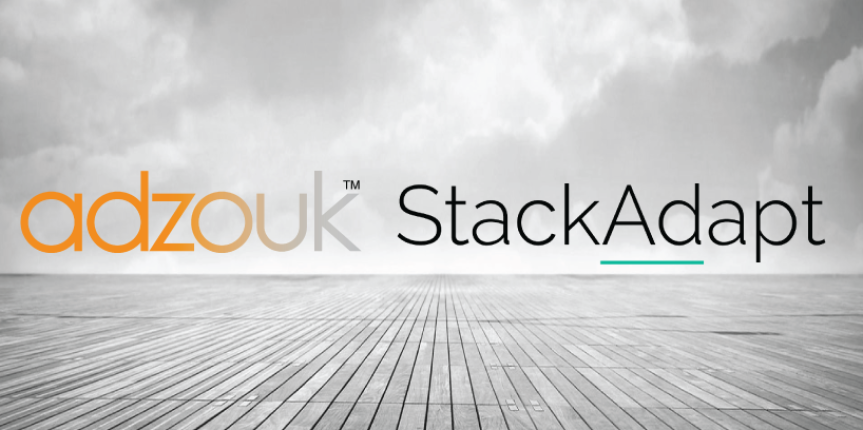 We have just announced our official partnership with StackAdapt