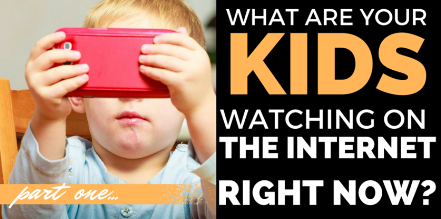 What are your kids watching on the Internet right now?
